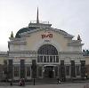 Железнодорожные вокзалы в Владикавказе
