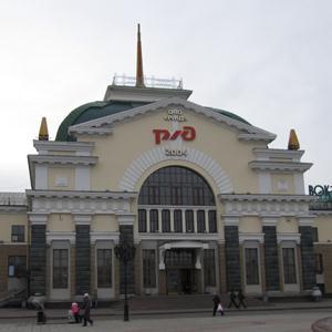 Железнодорожные вокзалы Владикавказа